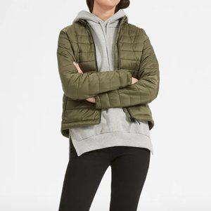 Everlane ReNew Lightweight Puffer